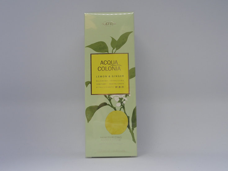 4711 Acqua Colonia body lot. lemon en ginger