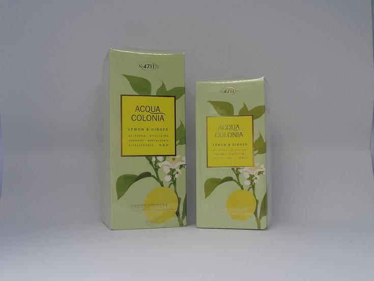 4711 Acqua Colonia edc Lemon & Ginger