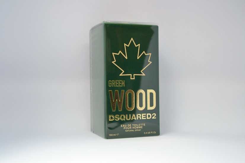 Wood Men Green