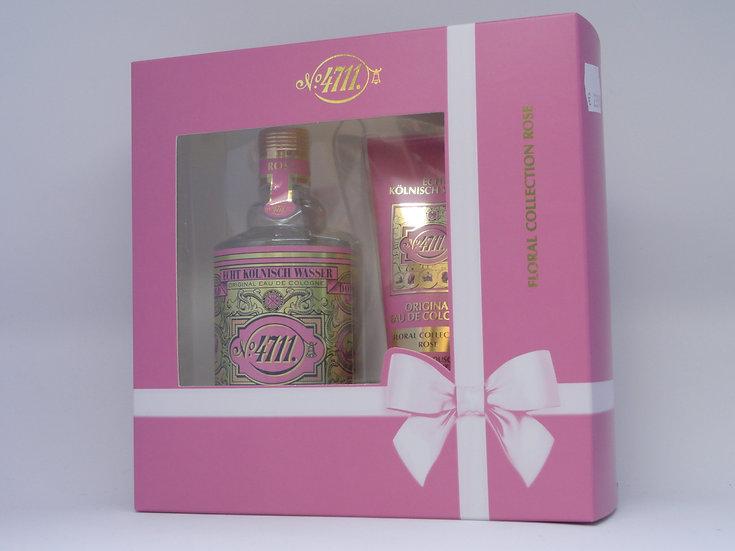 4711 edc Rose geschenkset