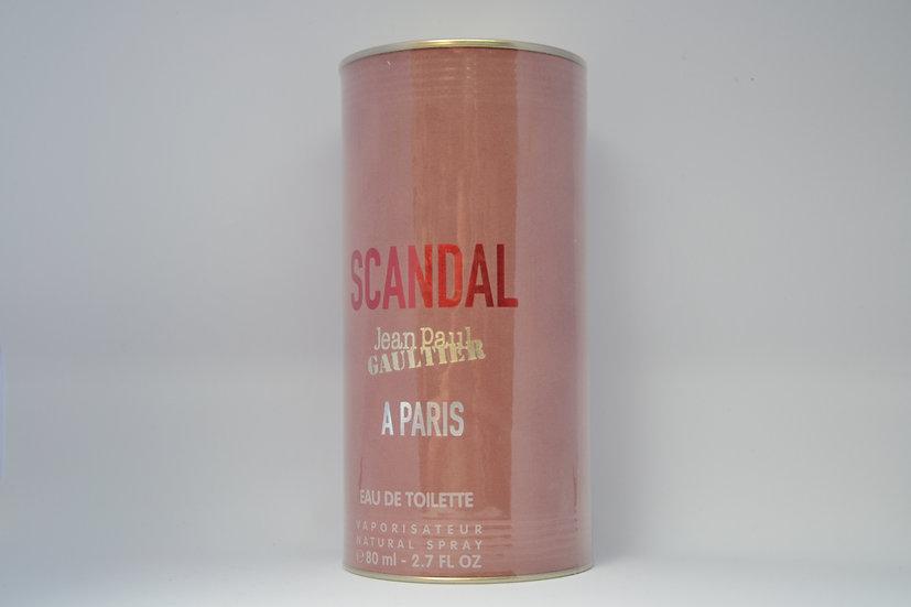 Scandal a Paris