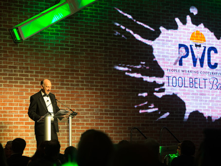 PWC's 3rd Annual ToolBelt Ball Raises Record Funds