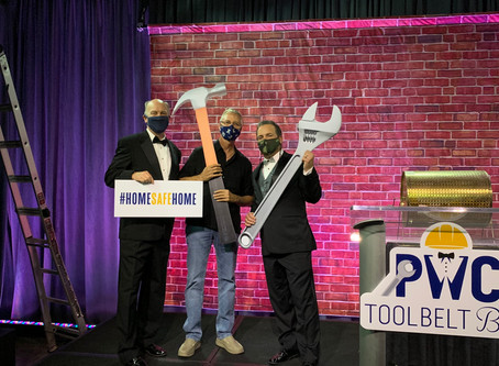 Virtual ToolBelt Ball is a Success!