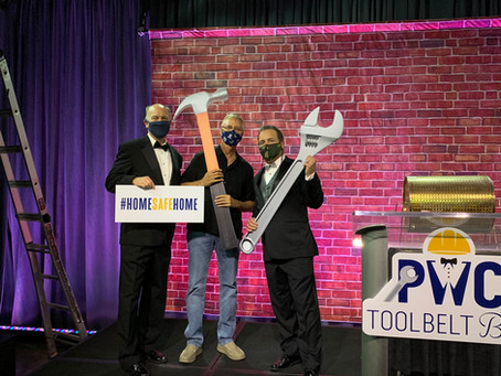 Virtual ToolBelt Ball is a Success!