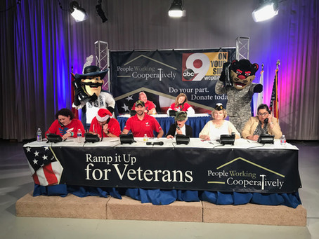 Save the Date! PWC's 6th Annual Veterans Telethon
