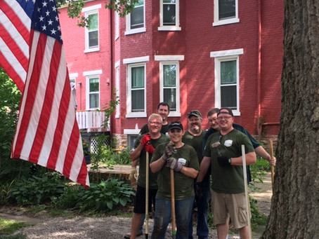 People Working Cooperatively (PWC) Receives $200,000 from The Home Depot Foundation for Veteran Home