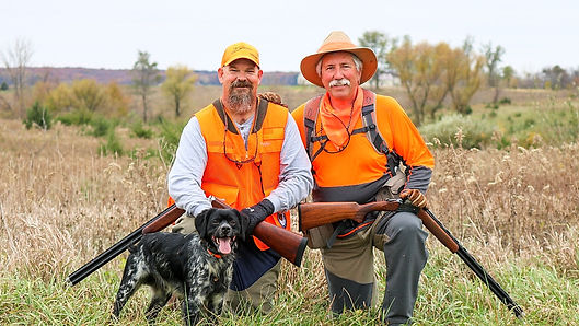 Scott Linden's Wingshooting USA featuring the Epagneul Breton