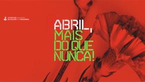 Abril, Mais do que Nunca