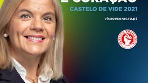 Cecília Oliveira é candidata pelo PS à Câmara Municipal de Castelo de Vide