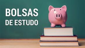 Bolsas de Estudo Municipais mensais entregues como prémio ao fim do ano