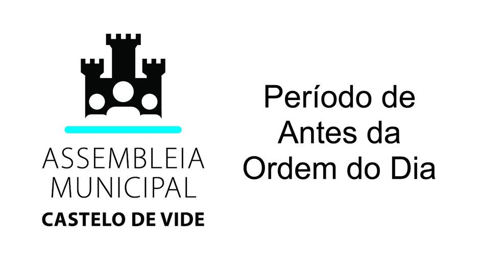 Intervenção de Cecília Oliveira no Período de Antes da Ordem do Dia