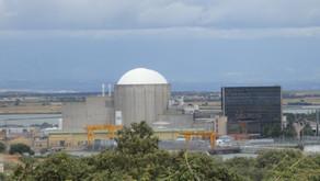 Pelo encerramento imediato da Central Nuclear de Almaraz