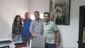 Juventude Socialista de Castelo de Vide reúne com Santa Casa da Misericórdia de Castelo de Vide