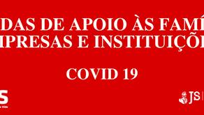 PS e JS Castelo de Vide apresentam medidas complementares de apoio excecional ao COVID-19