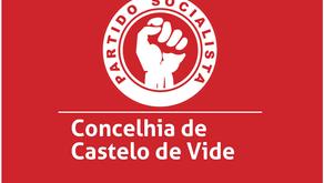 Vereadores do PS Ausentes da Inauguração da Obra Martinho / São José em sinal de Protesto