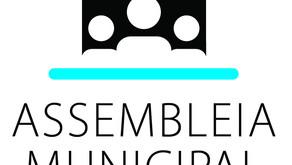 Convocada Sessão Ordinária de Setembro da Assembleia Municipal