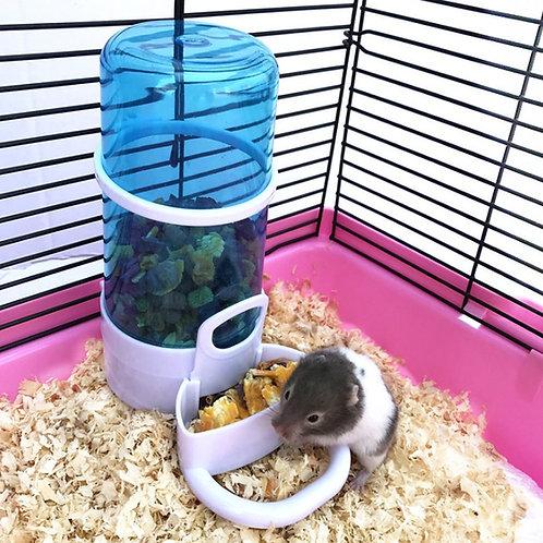 Dispensador de Comida para Hamster