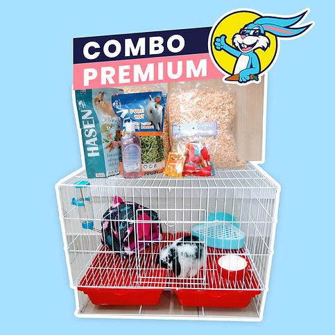 Conejos - Combo Premium