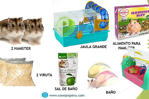 Hamster - Combos  #5