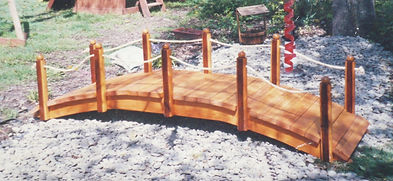 bridges, ornamental bridges, garden bridges