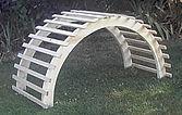 arch arbor tops