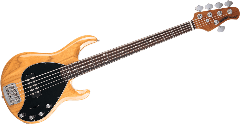 MUSIC MAN - Stingray5 Special classic natural