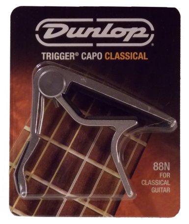 DUNLOP Capo Classic ADU 88B noir
