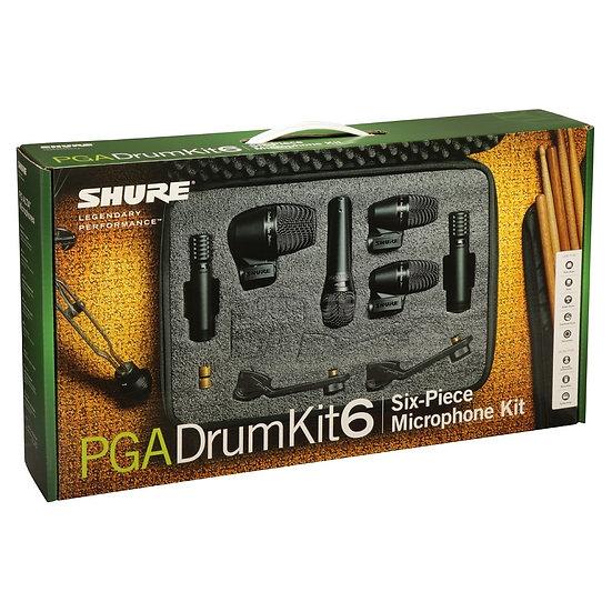 SHURE PGA DrumKit6