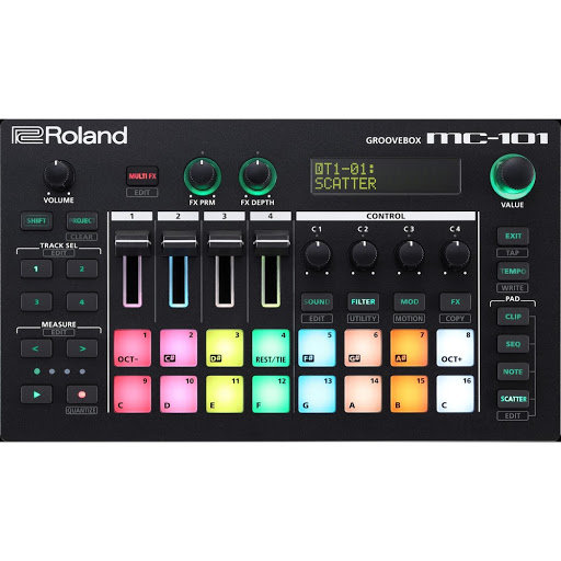ROLAND MC101
