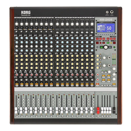 KORG Soundlink MW2408