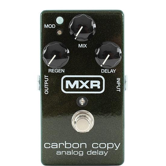MXR M169 Carbon Copy Delay Analogique