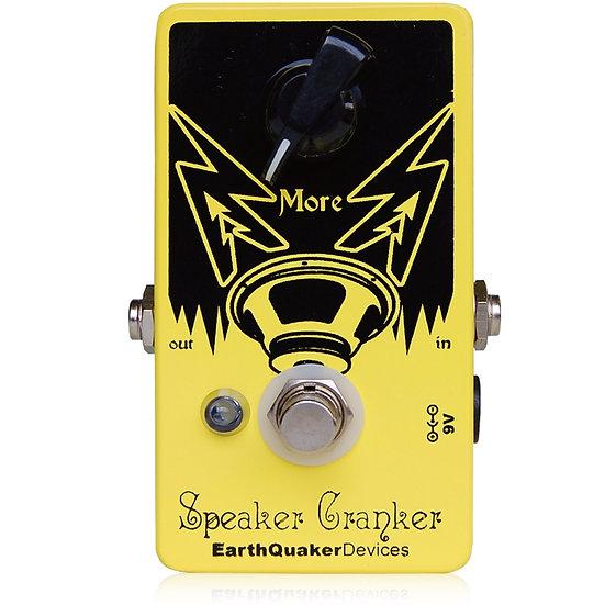 EARTHQUAKER Speaker Cranker Overdrive