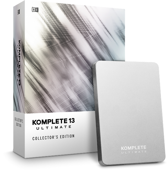 NI Komplete 13 Ultimate Collector Edition