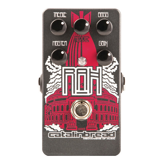 CATALINBREAD royal Albert Hall (overdrive)