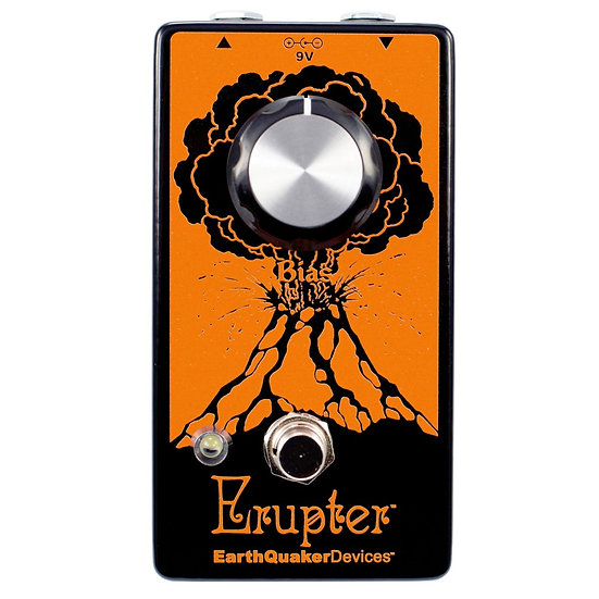 EARTHQUAKER Eruptor
