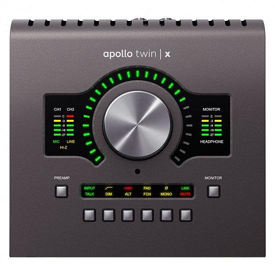 UAD Apollo Twin X Duo