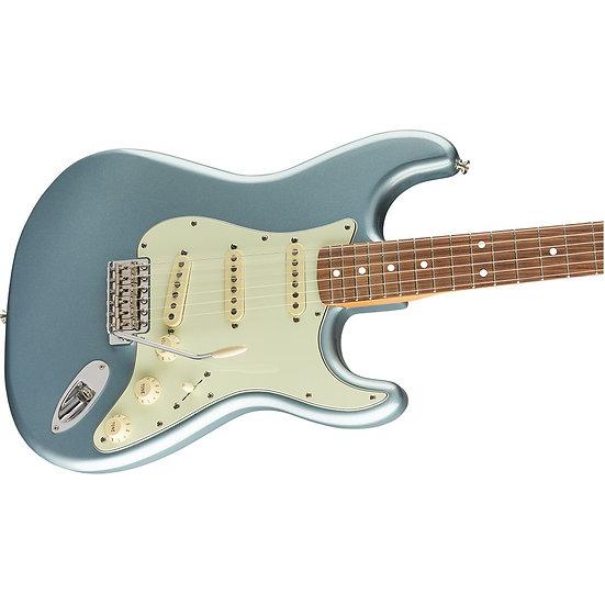 Fender Vintera® '60s Stratocaster®, Pau Ferro Fingerboard, Ice Blue Metallic