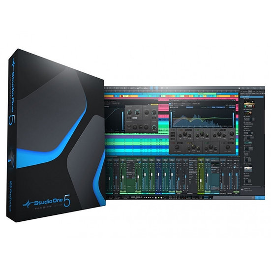 PRESONUS Studio One Pro 5 (Sérial)