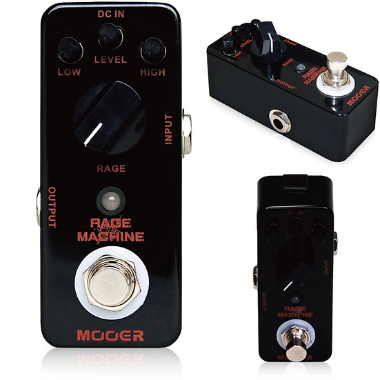 MOOER Rage Machine