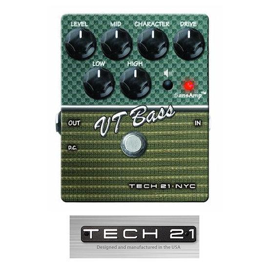 TECH21 Character Series VT BASS V2