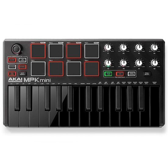 AKAI MPK Mini MK2 noir