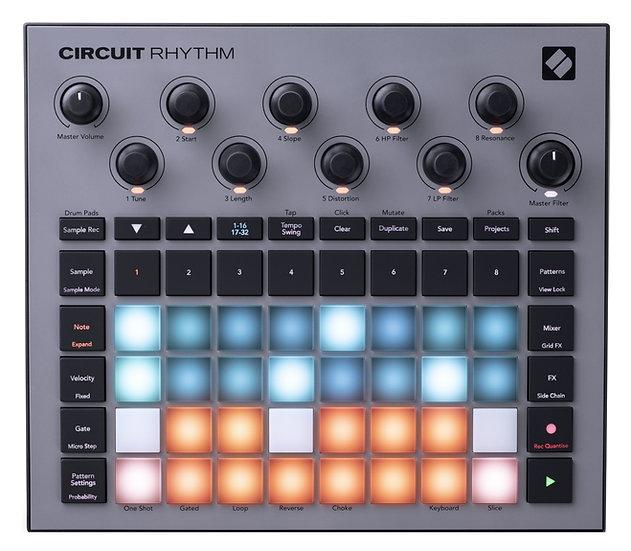 NOVATION Circuit Rythm