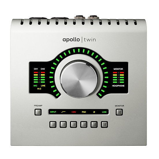 UAD Apollo Twin USB Duo (PC) - HERITAGE