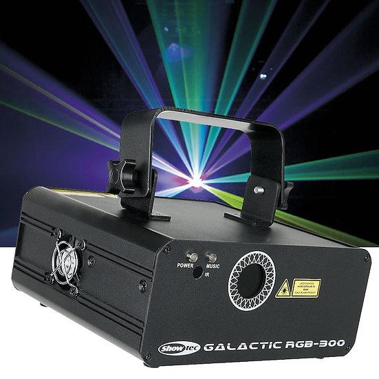 SHOWTEC Galactic Laser RGB 300