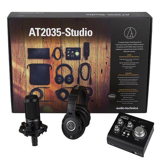 AUDIO-TECHNICA AT2035 Pack Studio