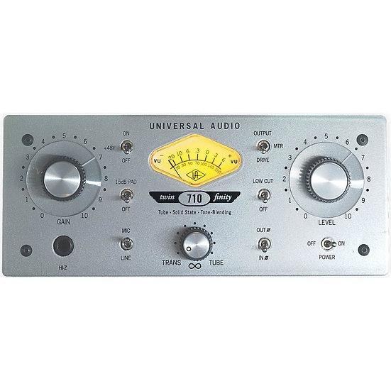 UNIVERSAL AUDIO - UA710 Twin Finity