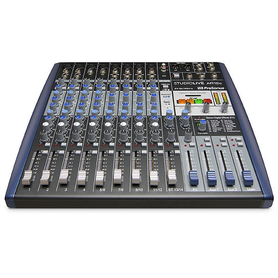 PRESONUS StudioLive AR12C USB