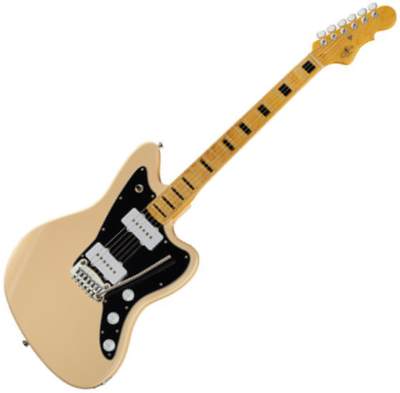G&L Standard - Tribute Doheny Olympic White