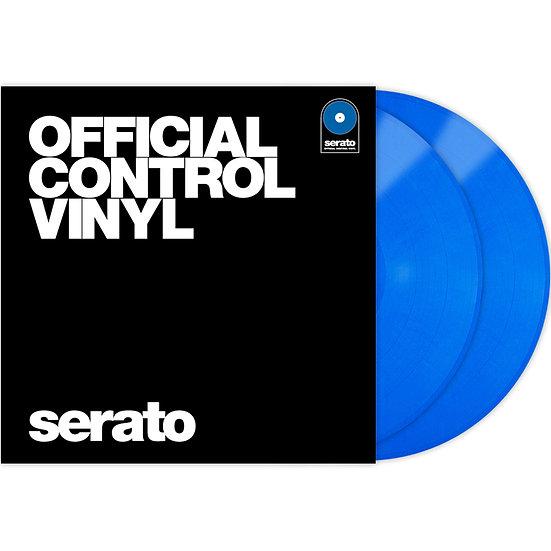 SERATO Vinyle bleu (paire)