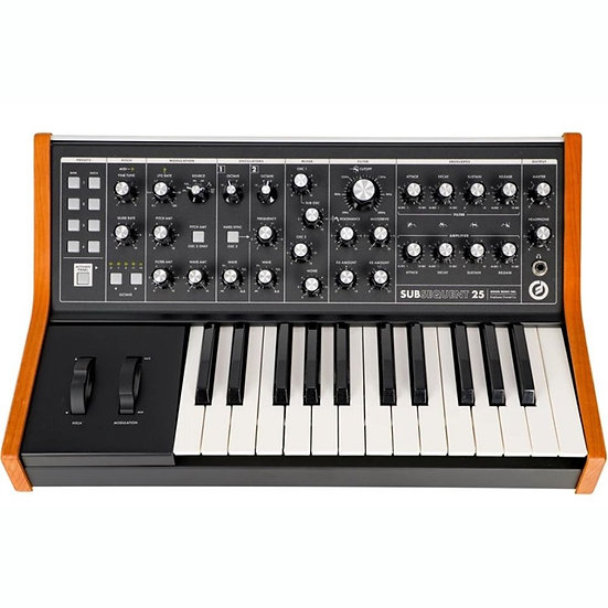 MOOG - Subsequent 25